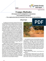 Escuela Nacional Sindical - Rubiales