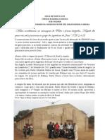 Visita do Pr. José Carlos Moura às igrejas Metodistas Livres de Angola