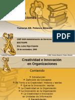 Creatividad e Innovacion en Las Organizaciones 10420