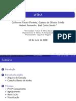 Apresentação Weka