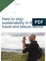 Sustainability of TTH