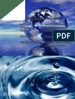 Presentacion Para Exponer de Agua