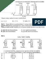 Testy Chemia Organiczna