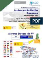 Farmacovigilancia Regulacion en la union europea