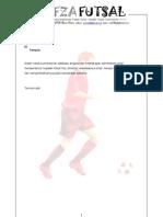 Formulir Pendaftaran Klub Futsal Bifzafutsal