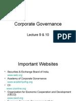 Coporate Governance Lec 8