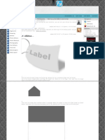 Making a Price Label in Photoshop