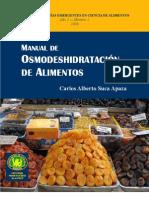 Manual de Osmodeshidratación 2011