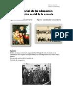 Ficha de Cátedra Nº 03 Práctica Docente I Teorías de la educación