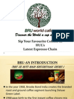 Bru World Cafe