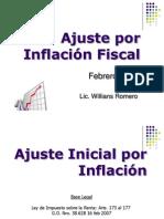 CAPEMIAC Ajustes Por Inflacion Fiscal