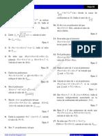 Polinomios y Factorizacion
