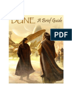 Dune - A Brief Guide - BookWyrm