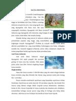 Makalah Fauna Indonesia