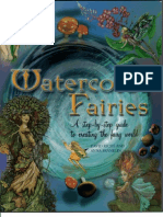 Watercolor Fairies - Creating the Fairy World