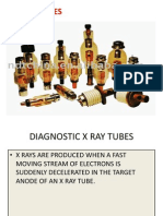Diagnostic x Ray Tubes