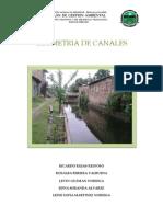 GEOMETRIA DE CANALES