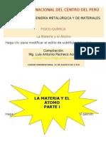 MATERIA_ÁTOMO I