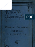 English Grammar Ex Ma Sou Oft