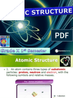 2. Atomic Structure