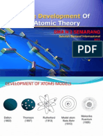 3.the Development of Atomic Theory