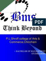 P.L.shroff College of Arts