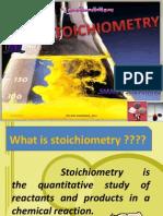 9. STOICHIOMETRY