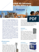 Runcom 4G Products