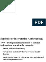 Turner Symbolic Anthropology