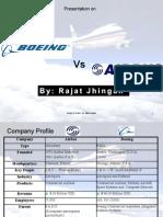 Boeing vs Airbus by Rajat Jhingan