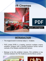 Brand Management - PVR Cinemas by Rajat Jhingan