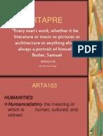 Arta103 Intro