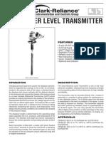 E3.1 Displacer Level Transmitter