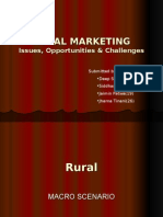 Rural Mkting 8, 10, 19, 26