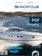 Princess Yacht Club magazine - Yacht Brokerage - September 2011 issue