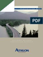 Athlonholding Jaarverslag 2005 Nl