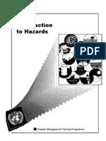 Disaster Management Training Program Hazards UNDP