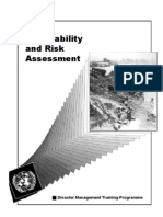 Disaster Management Training Programme Vulnerability Risk Assessment UNDRO