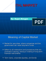 Capital Market by Rajat Jhingan