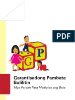 dong Pambata Bulilitin (Updated 3)