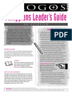Phillipians BS Leaders Guide