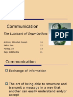 MTP Communication