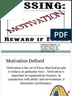 MTP Motivation