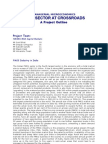 FMCG Industry - Outline