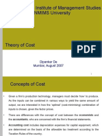 MBA-CM_ME_Lecture 10 Theory of Cost
