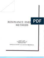 Resonant Energy Systems by Don Smith