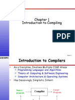 Compiler Ch1