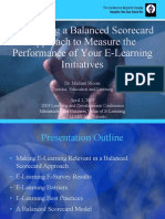 Balanced Scorecard Elearning_presentation