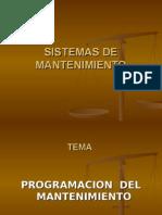 Sistemas de Mantenimiento Daniel h