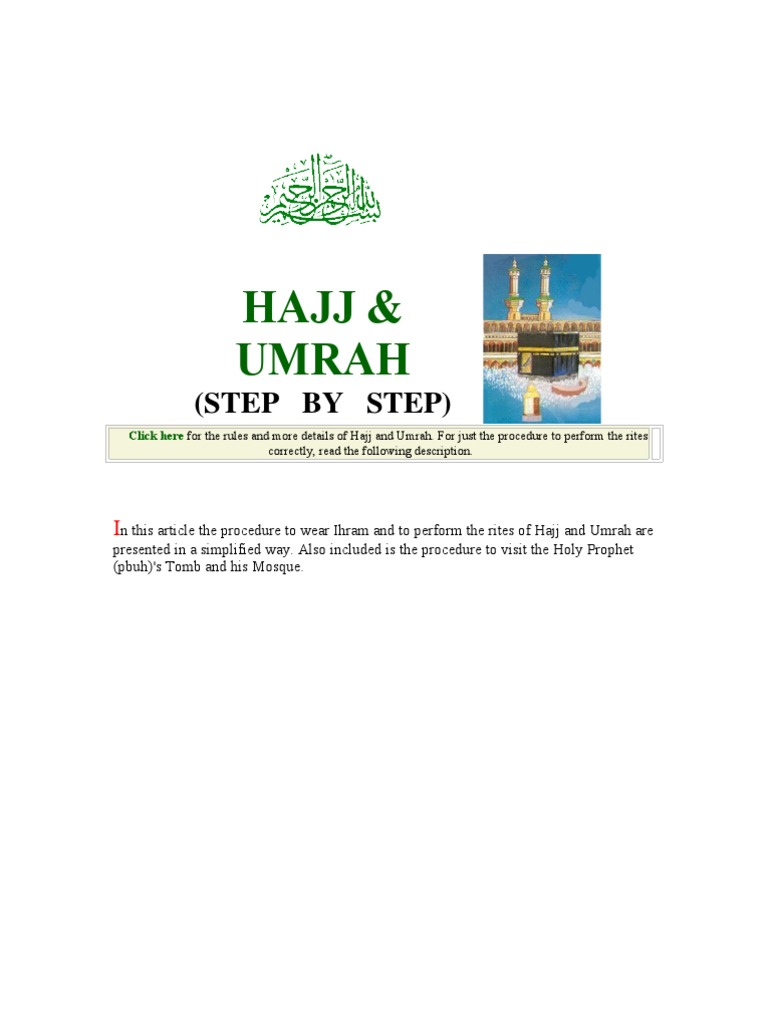 Looks - How to ihram wear step by step video